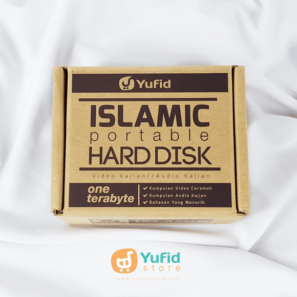 Harddisk Eksternal Portable Yufid Volume 2