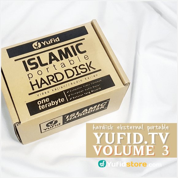 Harddisk Eksternal Portable Yufid Volume 3