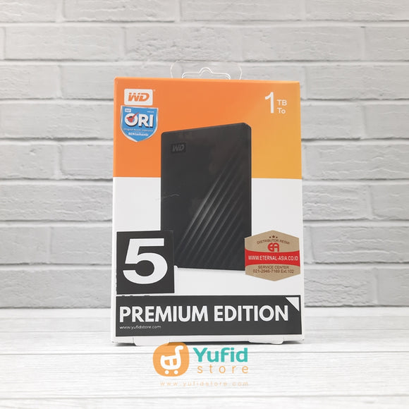 Harddisk Video Yufid.TV Volume 5 (Premium Edition)