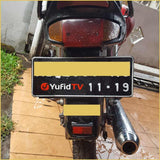 Sticker Yufid.TV