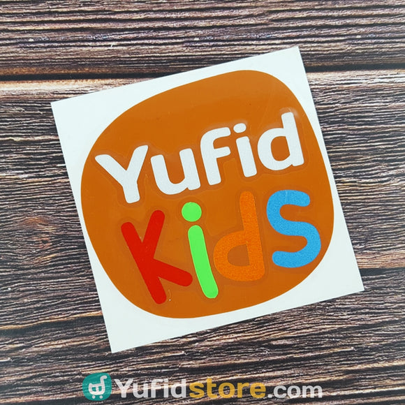 Sticker Yufid Kids