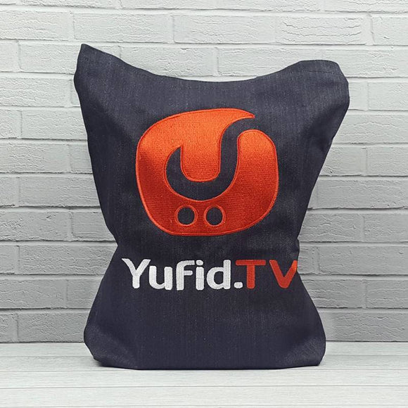 Totebag Denim Yufid.TV
