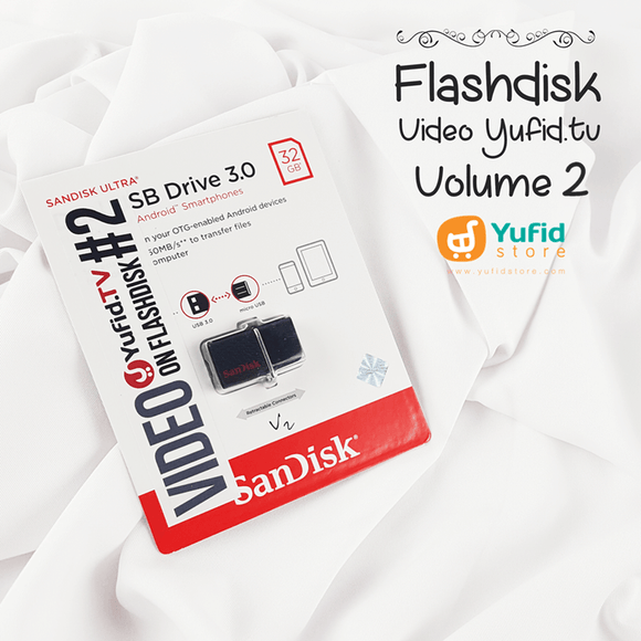 Video Yufid Tv Volume 2 Di Flashdisk Dual USB Drive