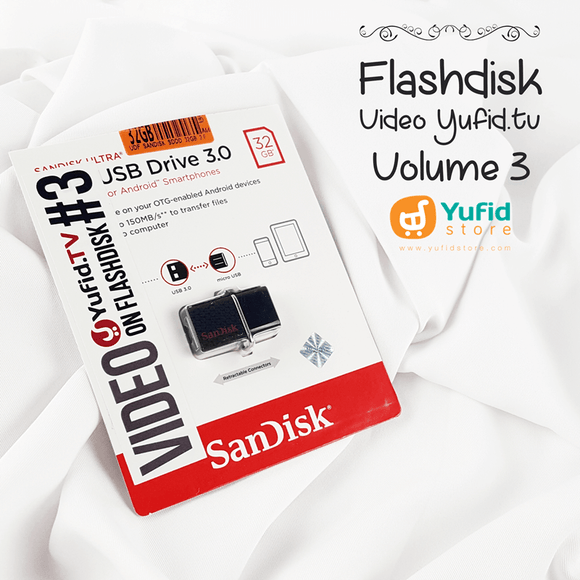 Video Yufid Tv Volume 3 Di Flashdisk Dual USB Drive