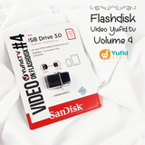 Video Yufid Tv Volume 4 Di Flashdisk Dual USB Drive