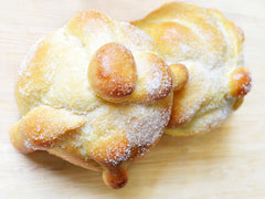 pan de muerto bread of the dead