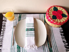 Cloth Napkins and Tortilla Warmer