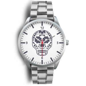 Calaverita Silver Watch