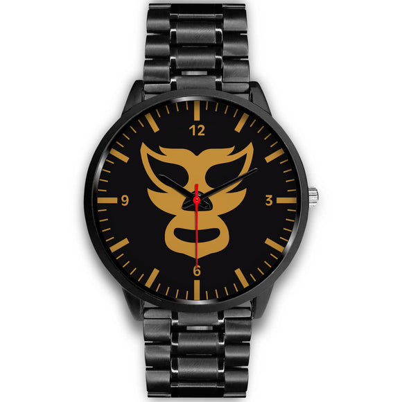 Luchador (gold) Black Watch