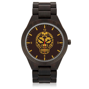 Calaverita Wood Watch
