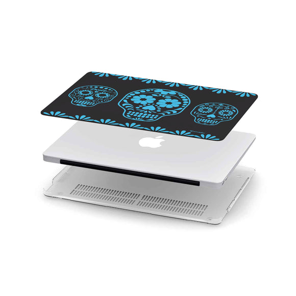 Calaveras MacBook Case