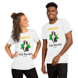 Funny Naughty Cat Christmas Navidad Short-Sleeve Unisex T-Shirt