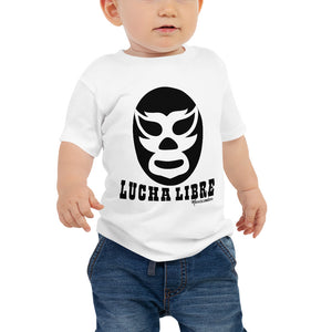 Luchador - Lucha Libre Mask Baby Jersey Short Sleeve Tee