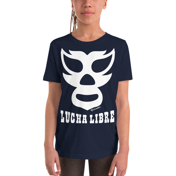 Luchador - Lucha Libre Youth Short Sleeve T-Shirt