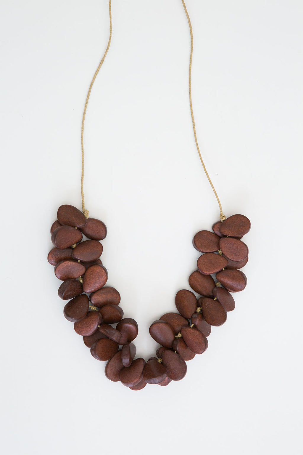 Mangrove Necklace - Clay - The Bohemian Corner
