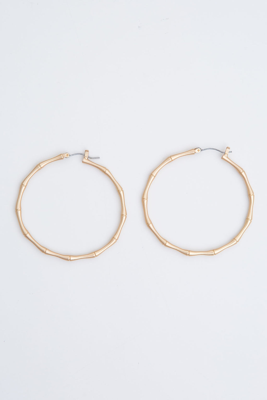 Ramble Hoops - Gold - The Bohemian Corner