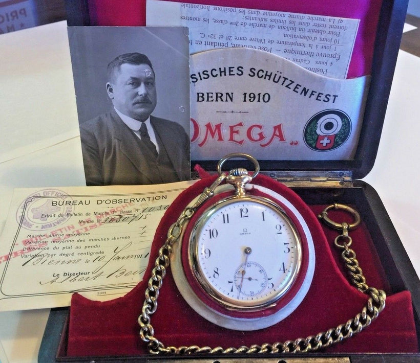 Antique Shooting Watches