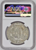 Germany 1697 Silver Saxony Albertine Taler Friedrich August I Dav-817 NGC UNC