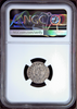 Unique 1715 Austria 5 over 4 Silver 2 Kreuzer Franz Anton von Harrach NGC MS65