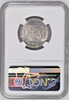 1936 India Portuguese Silver Coin 1/2 Rupia NGC MS65
