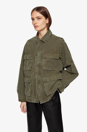Joey Jacket Green