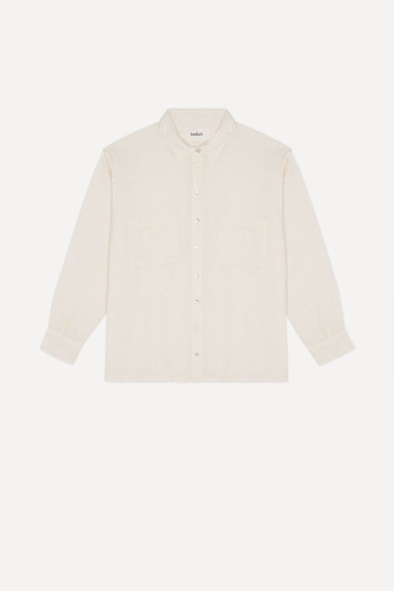 Tao Shirt Cream