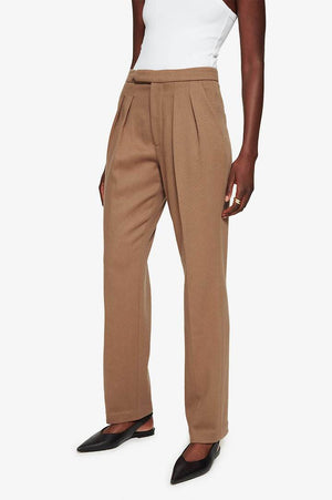 James Trouser Camel