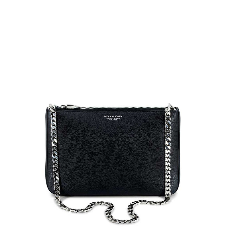 The Chloe Shoulder Bag Silver