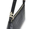 The Lily Rose Croc Shoulder Bag