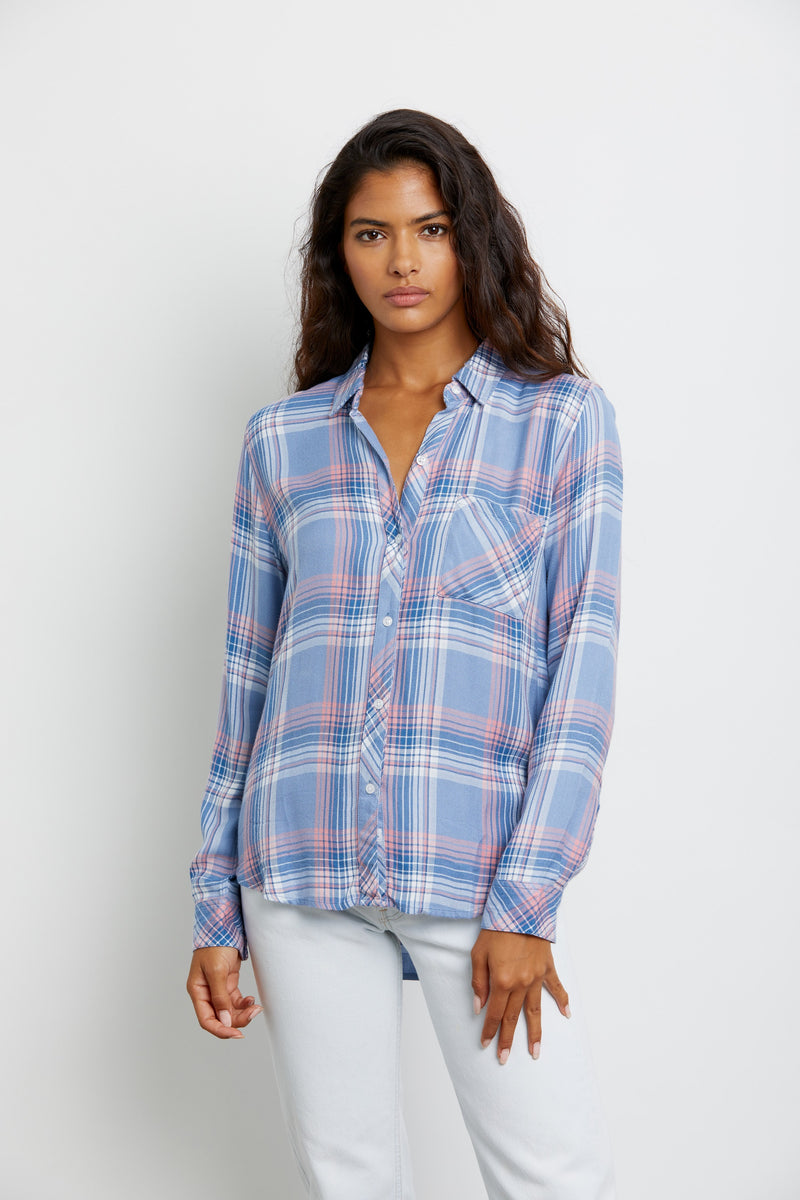 Hunter Shirt Harbor Pink