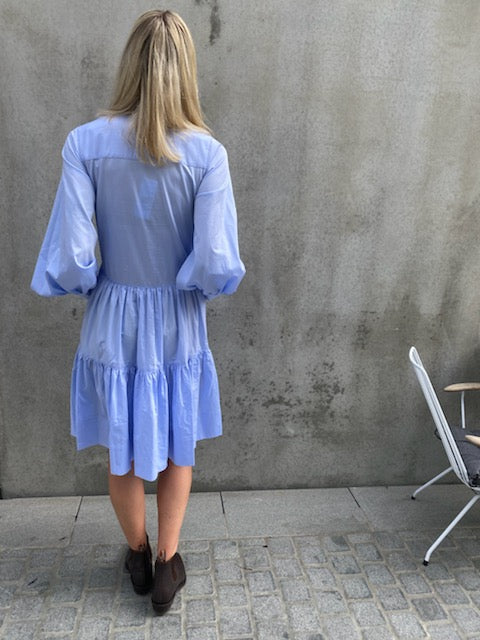 Morgan Dress Chambray