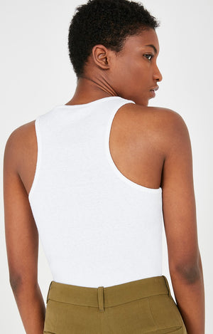 Ixikiss Tank Top White