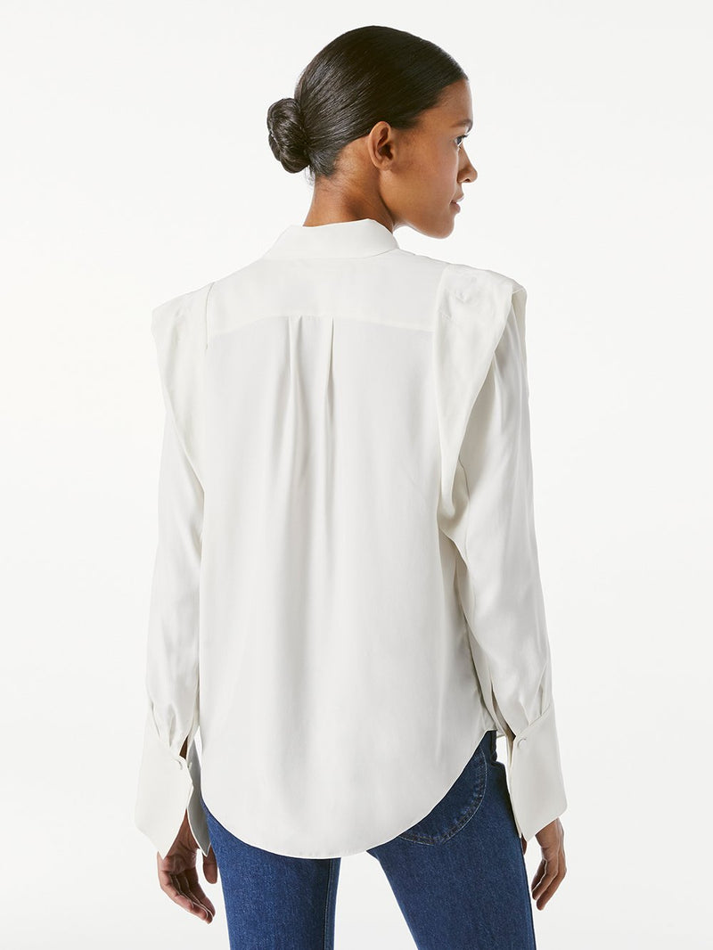 Bella Blouse Off White