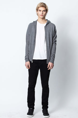 Clash CP Spi Mens Cardigan Grey