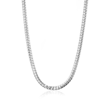 Biggie Chain Necklace Silver