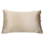 Silk Pillowcase Shimmering Nude