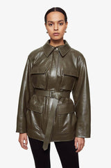 Monroe Jacket Dark Green