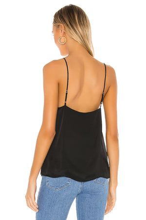 The Chanelle Cami Black