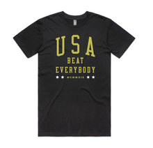 Load image into Gallery viewer, USA Beat Everybody Tee