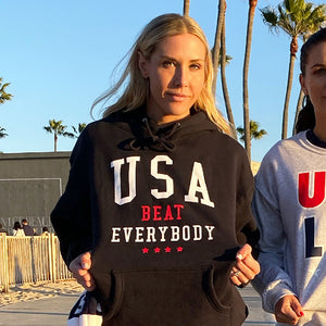 USA Beat Everybody Hoodie