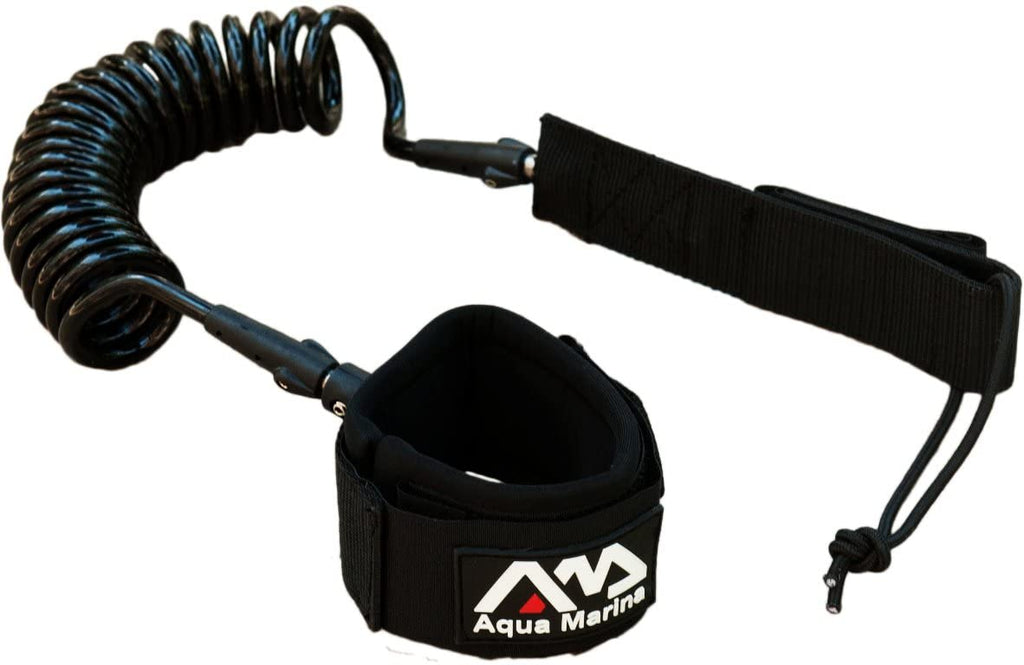 Aqua Marina Paddle Board Coil Leash 8'/7mm - Packed Direct UK