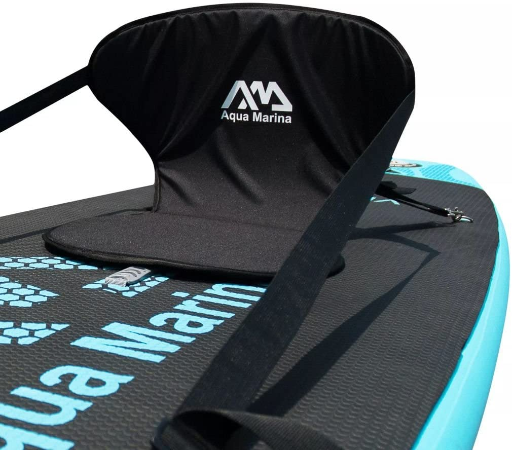 Aquamarina Unisex's Extra Seat Sup Accessories, Black, UNI - Packed Direct UK