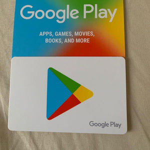 Google Play Gift Card US 200$