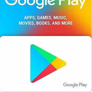 Google Play Gift Card India INR1000