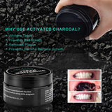 Glacial Teeth Whitening: Charcoal Powder