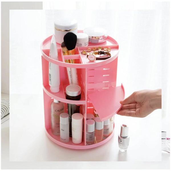 How to store makeup items with Best Makeup Organizers?