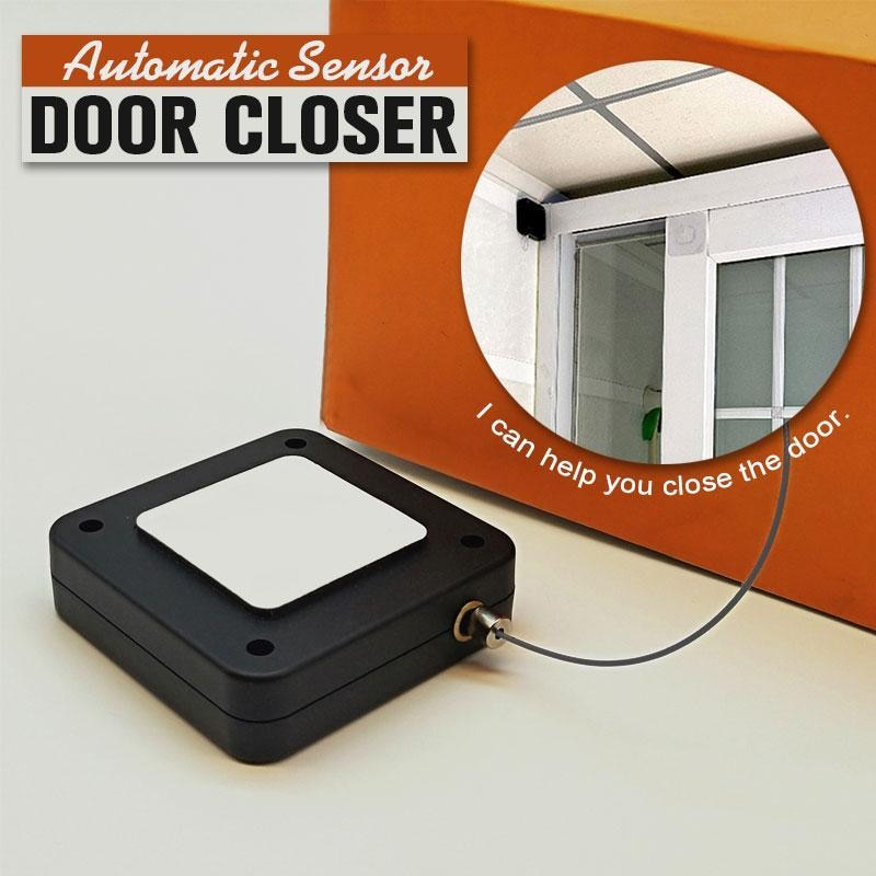 M Tech - Punch-free Automatic Sensor Door Closer