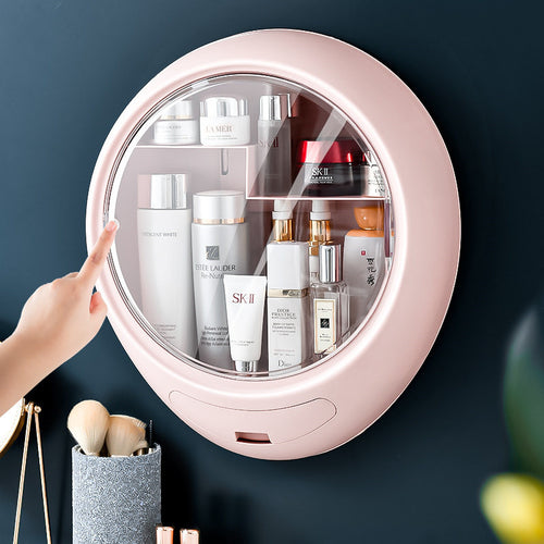 Reav Stylish Bathroom Makeup Organizer Storage Box (Save $20 Limited Time)