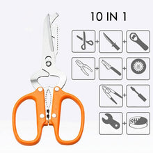 Load image into Gallery viewer, 10 in 1 Detachable Multifunctional scissor (SAVE -20$)