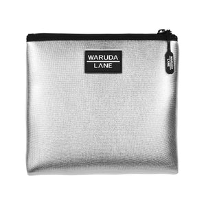 Piccolo Argento Clutches Makeup bag